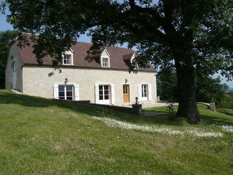 3 kms de Rocamadour: Havre de paix , dans une maison 4 étoiles., alquiler vacacional en Rocamadour