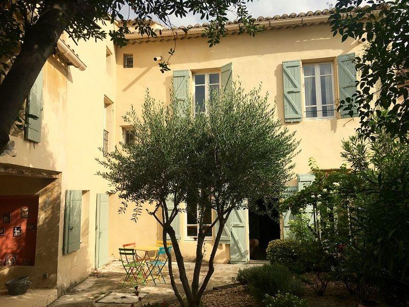 Charmante maison de village, location de vacances à Saint-Maurice-sur-Eygues