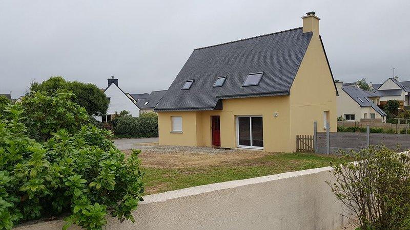 maison particulière 140m² lampaul plouarzel, location de vacances à Lampaul-Plouarzel
