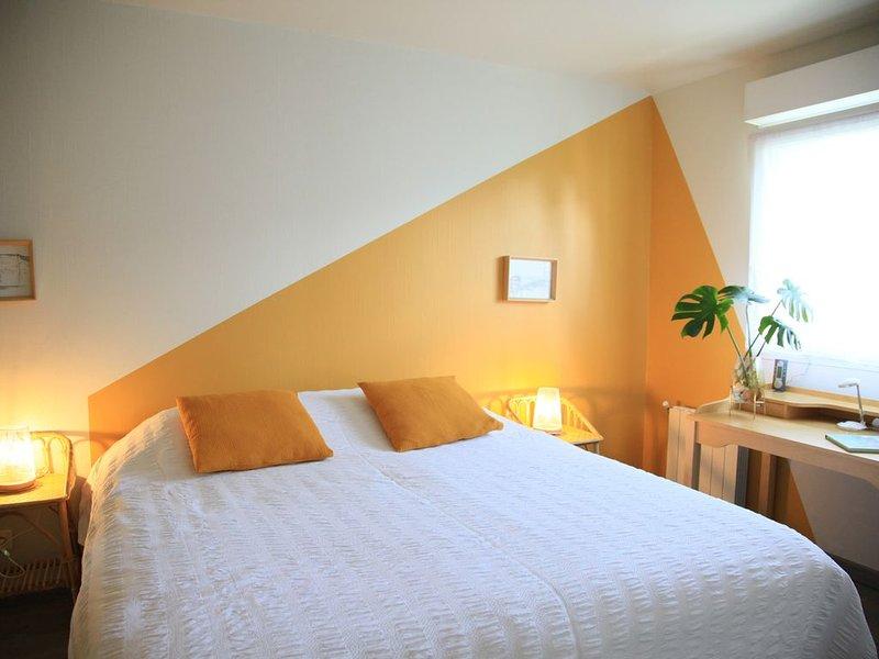 Gîte tout confort pour 2 personnes à 5 min de Dieppe, holiday rental in Arques-la-Bataille