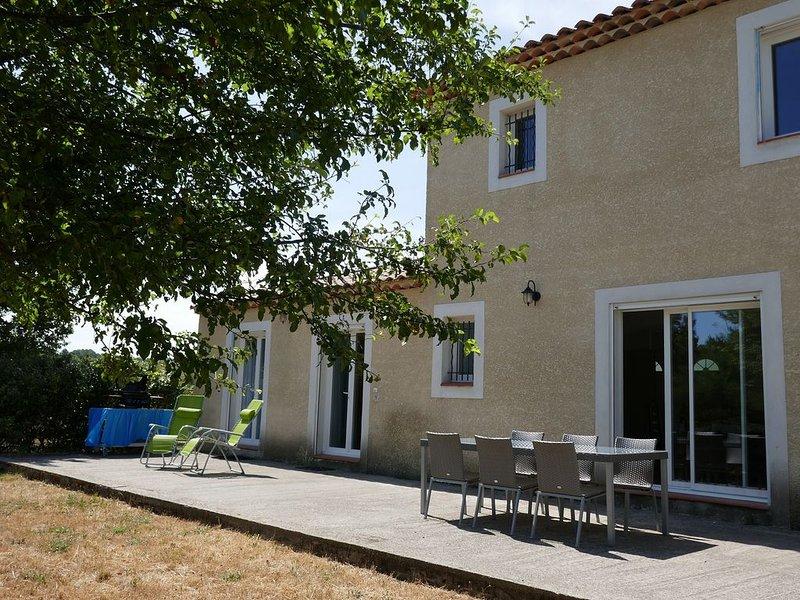 Maison indépendante à deux pas des lacs du  Verdon, location de vacances à Artignosc-sur-Verdon