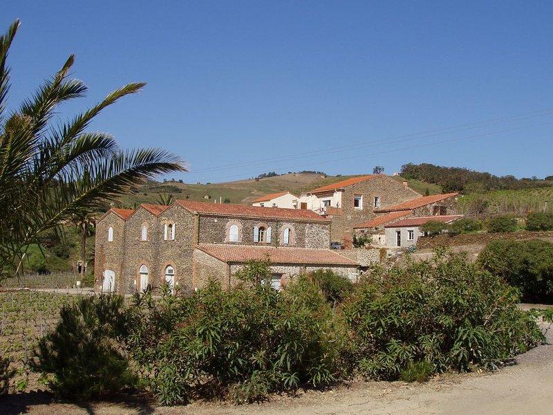 T4 Port-Vendres - Paulilles, alquiler de vacaciones en Port-Vendres