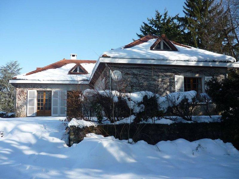 Une maison vintage au coeur de la montagne !, alquiler de vacaciones en Saint-Martin-d'Uriage