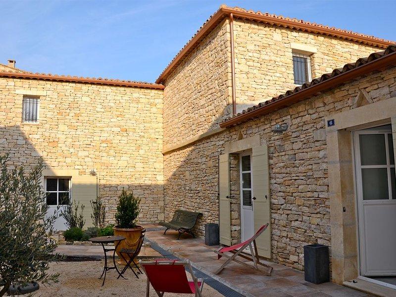 Maison Aiguèze - Domaine de Coulon, vacation rental in Goudargues