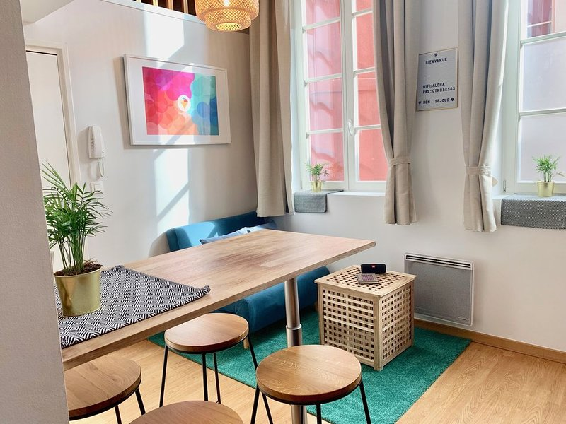 ❤️Appartement CONFORT Vieux-Lille ❤️⭐️, vacation rental in Mouvaux