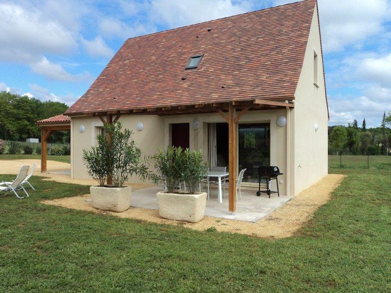 maison pour 2 à 6 personnes, holiday rental in Saint-Vincent-le-Paluel