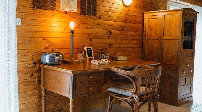 Gite tout confort : TY BRAZ (2 chambres et une mezzanine) Hébergement spacieux, location de vacances à Landivisiau