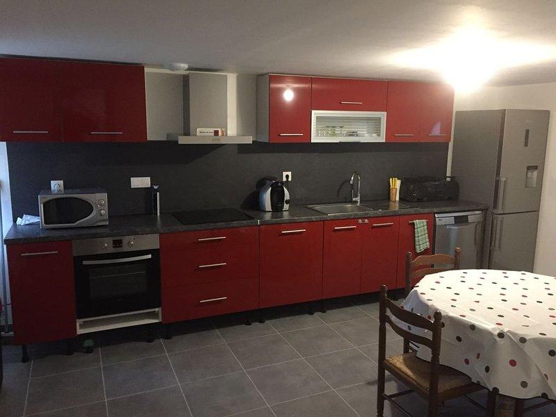 Cottage de vaçances., aluguéis de temporada em Varennes sur Loire