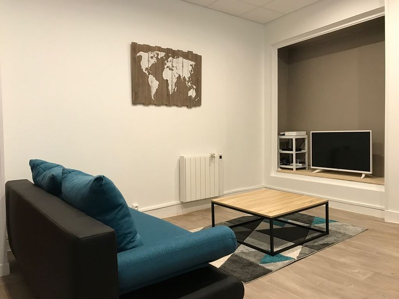 Appt Le Coeur Moulinois, holiday rental in Bourbon-l'Archambault