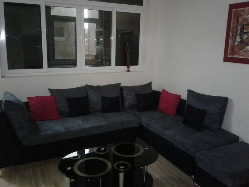 Bel appartement meublé Dakar, aluguéis de temporada em Pointe des Almadies