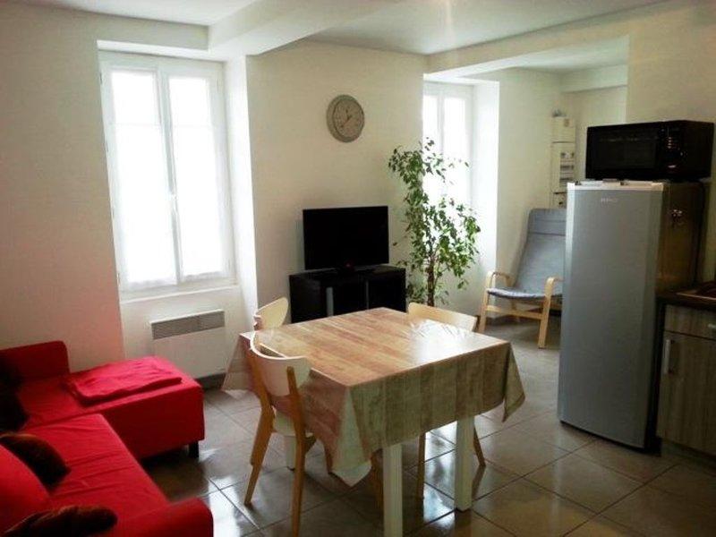appartement  Celika n°3, location de vacances à Eugenie Les Bains