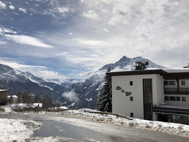 Studio refait à neuf 30 m2, prestations haut de gamme 2 etoiles Office tourisme, vacation rental in Montvalezan