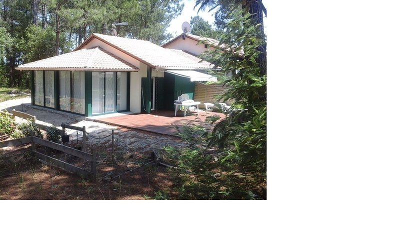 Maison sous les pins, holiday rental in Moliets et Maa