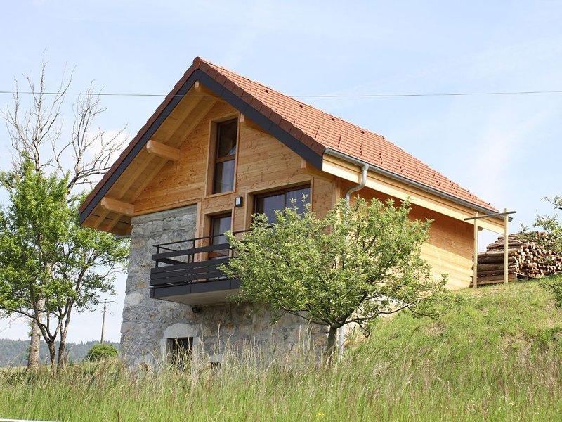 Le chalet des pierres, casa vacanza a Onnion