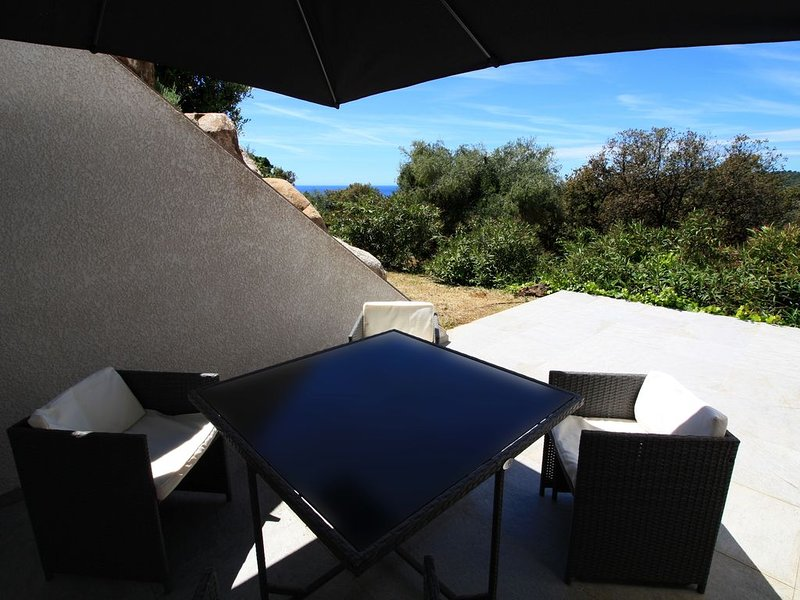 Appartement 4 pers. à Cargèse, location de vacances à Cargese