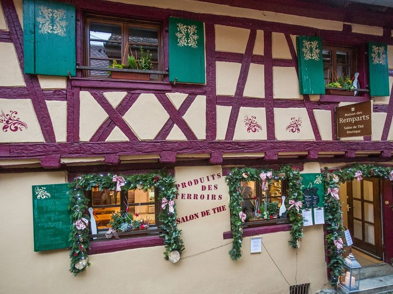 Gite Maison des Remparts, holiday rental in Eguisheim