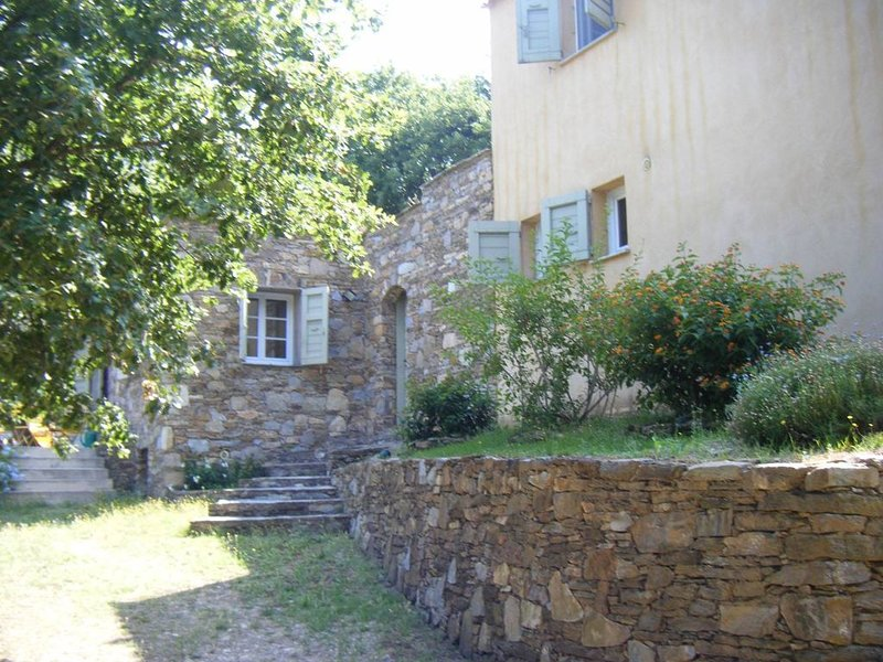 Maison dans les vignes - Saint Florent, holiday rental in Barbaggio
