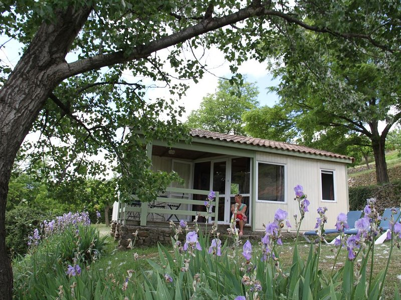 DOMAINE DU VERNADEL CHALET REVE 15, vacation rental in Saint Michel de Boulogne