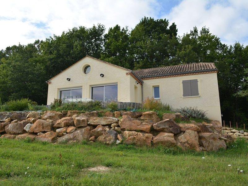 Maison 'L'orée du bois', holiday rental in Liorac-sur-Louyre