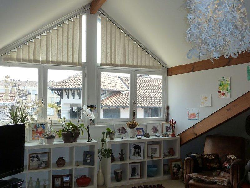 Appartement T2 (4 personnes) plein centre Saint Jean de Luz, holiday rental in Saint-Jean-de-Luz