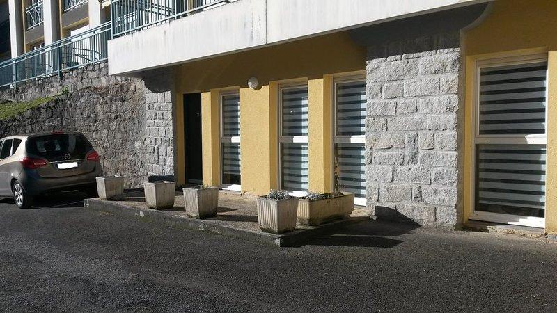 Appartement très lumineux et vue imprenable sur Cauterets, location de vacances à Cauterets