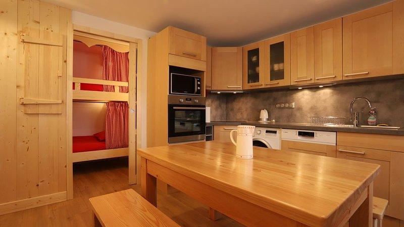 Gîte  pour 4 personnes, vacation rental in Noasca