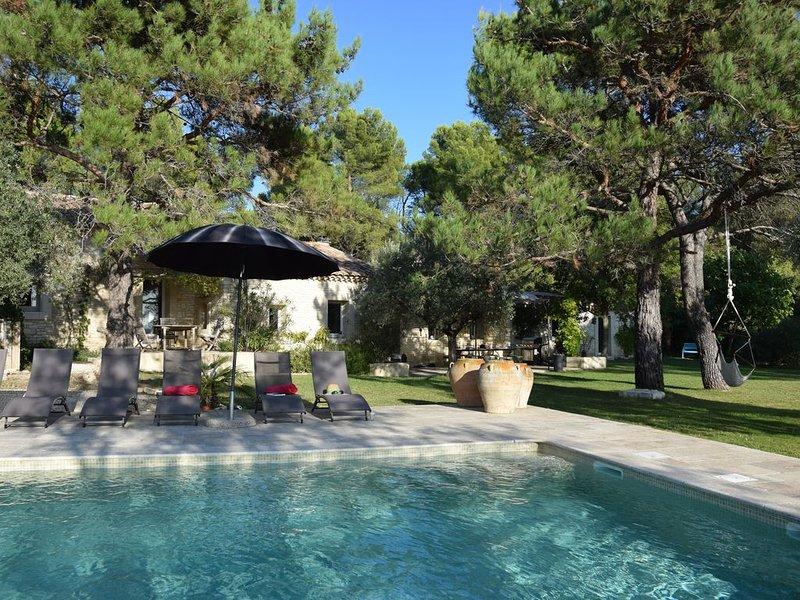 Magnifique bergerie avec vue panoramique exceptionnelle, casa vacanza a Pernes-les-Fontaines