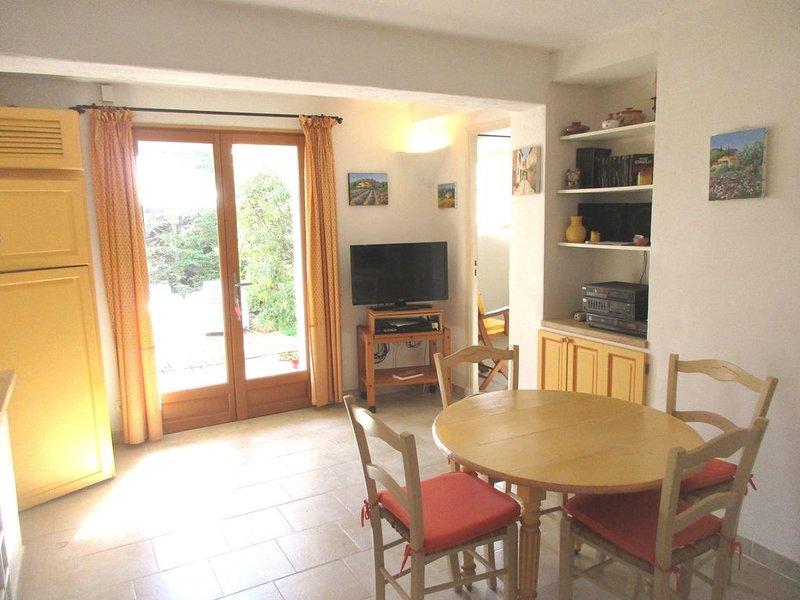 LE BOUTON D'OR Appartement au calme, alquiler vacacional en La Colle-sur-Loup