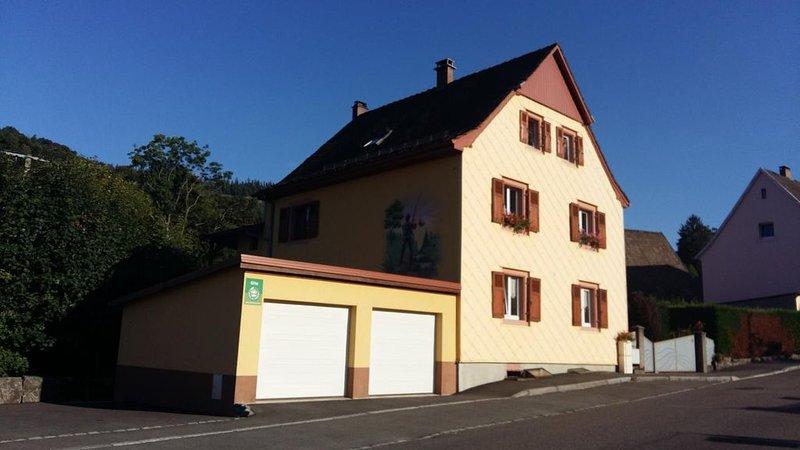 GITE DE LA FECHT - METZERAL (Gîte de France 3 épis - M. et Mme GUTHLEBEN), holiday rental in Sondernach
