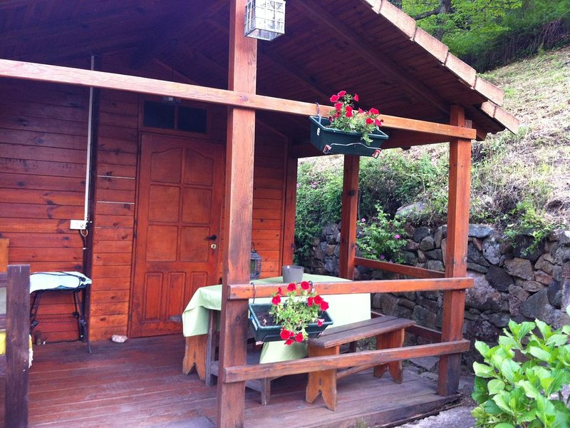 Chalet individuel au calme, vacation rental in Piana