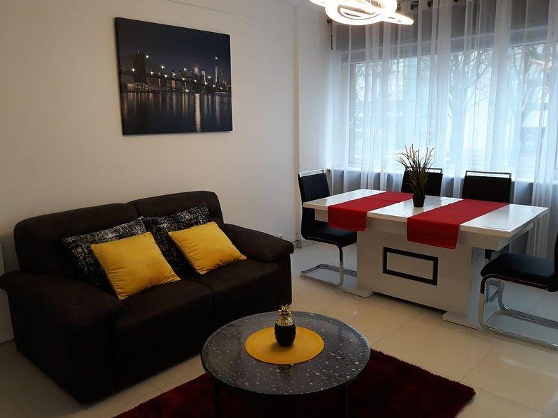 Joli appartement centre de ROUEN, holiday rental in Le Grand-Quevilly