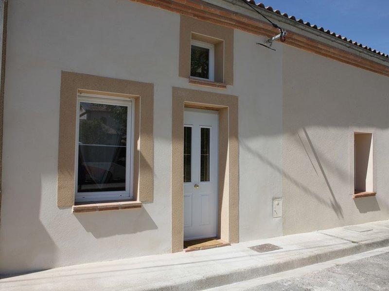 Location Haute Garonne, holiday rental in Cazaux-Saves