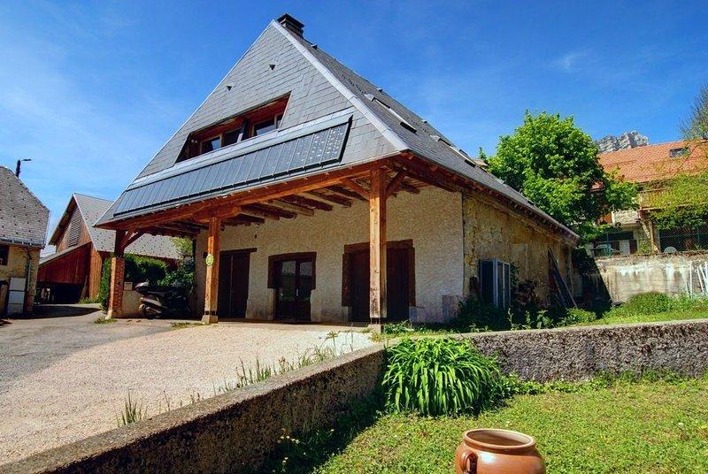Gîte au Sappey en Chartreuse, holiday rental in La Sure en Chartreuse