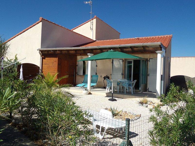 VillaT3 Port Leucate, holiday rental in Leucate