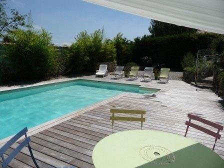 Gîte en Provence à Saint Savournin, calme avec piscine, aluguéis de temporada em Plan De Cuques