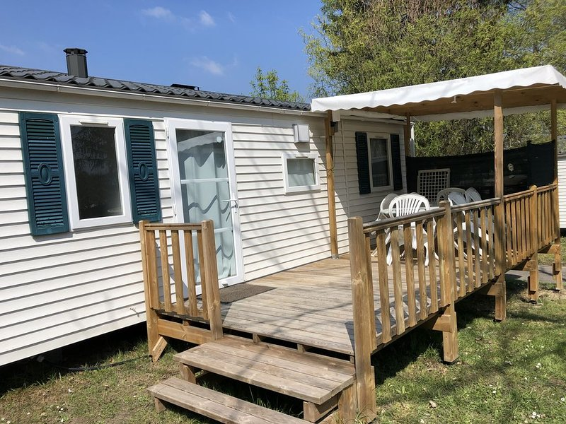 Mobilhome 6 personnes a Biesheim, vacation rental in Biesheim