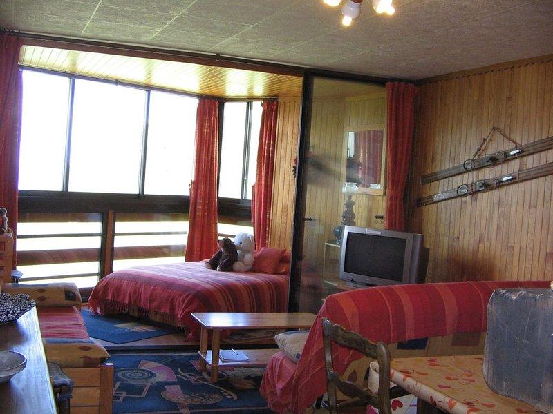 Pour 6 pers. confortable et chaleureux station d'Orcières Merlette, location de vacances à Orcières