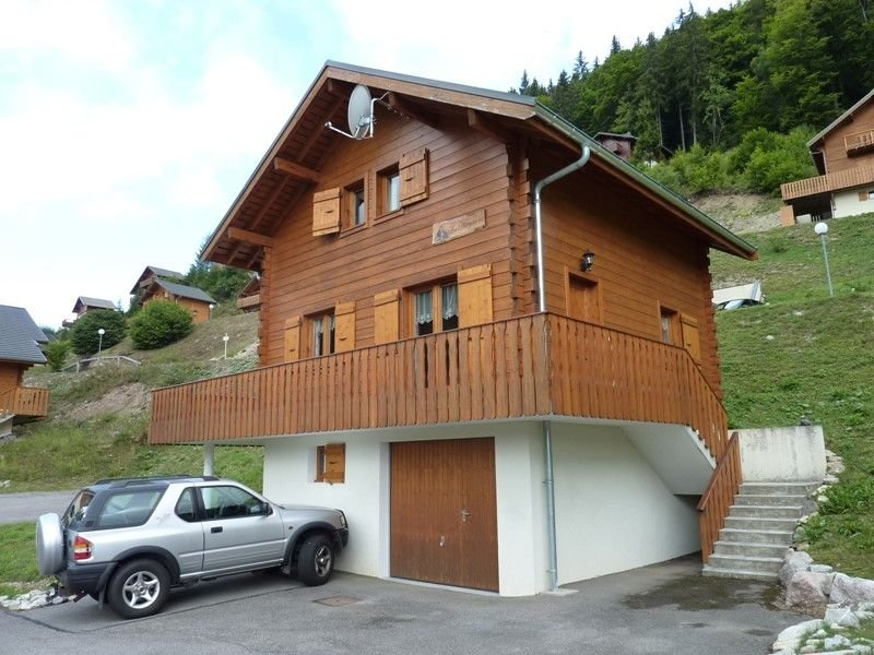 COL-CHAL-55 : Confortable chalet individuel, holiday rental in Vacheresse