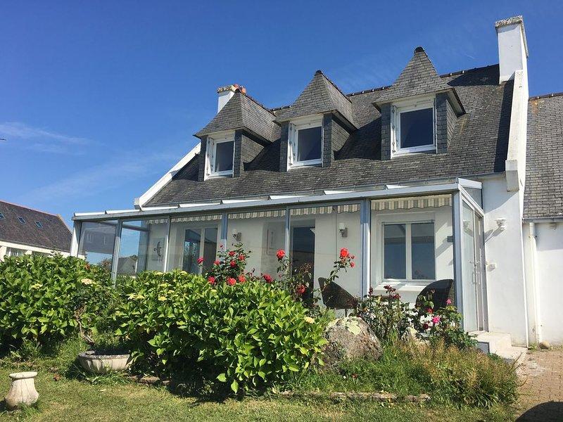Situation privilégiée à Primel - Vacances à la Plage - 3 *, vacation rental in Saint-Jean-du-Doigt