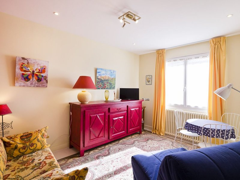 JONZAC 42m2 Maison 3*** Très Confortable Calme - Cure Thermale - Vacances – semesterbostad i Saint Germain de Lusignan