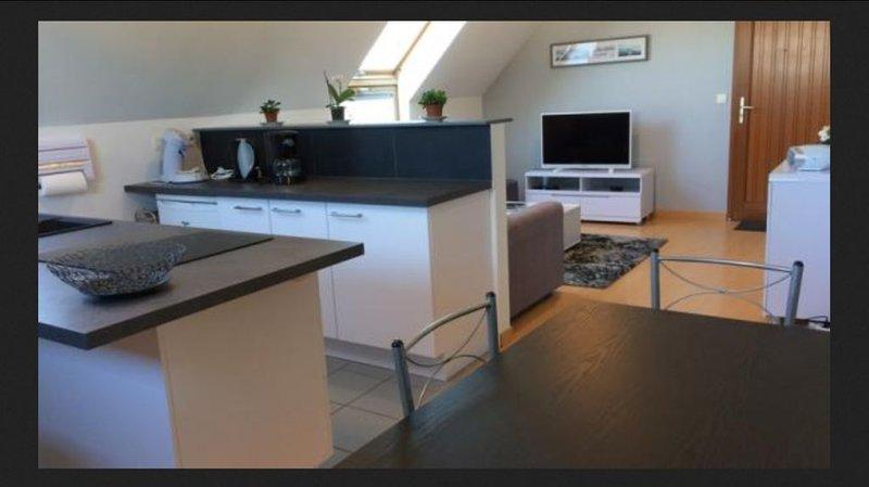 Appartement  tout confort, 50m2, proche port et commerces, alquiler de vacaciones en Camaret-sur-Mer