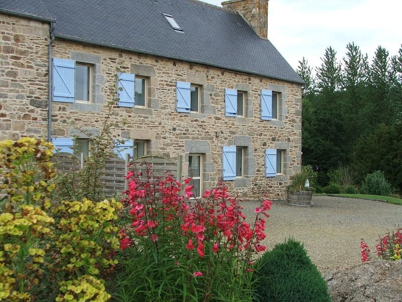 Les Hortensias------, holiday rental in Guingamp