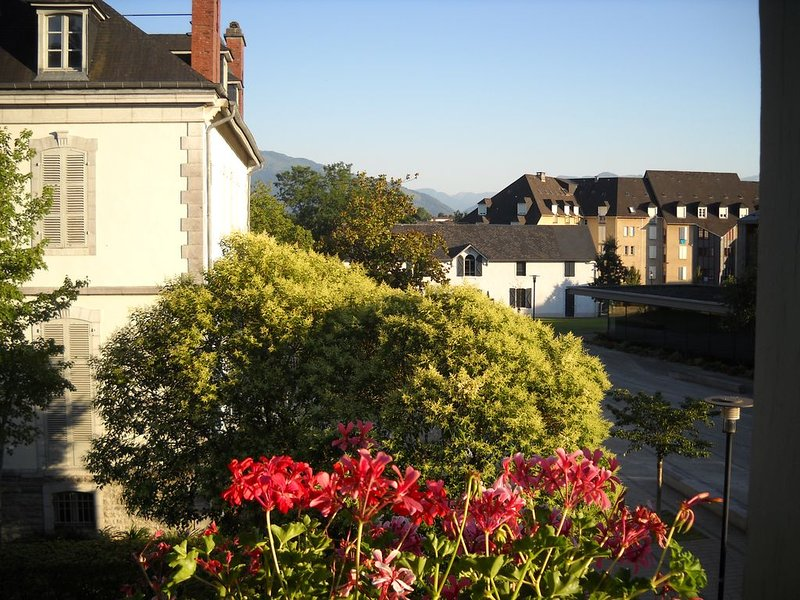 Appartement centre-ville Oloron Sainte Marie 4 personnes, holiday rental in Eysus