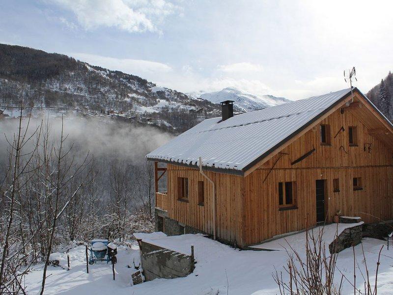 Chalet le télégraphe 13/15 personnes, holiday rental in Saint Michel de Maurienne