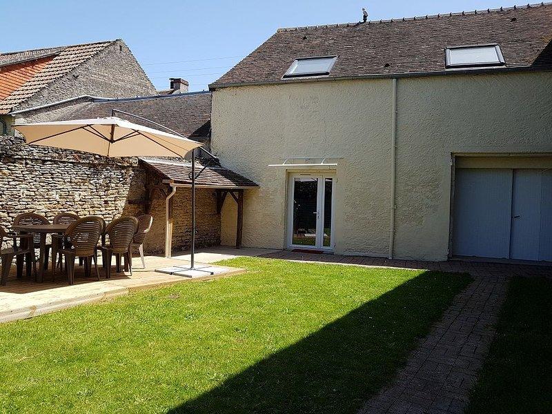 Gite Les Capucines.. (meublé tourisme 4 étoiles), Ferienwohnung in Benouville