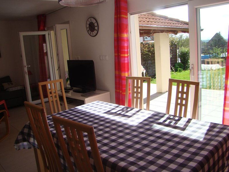 Gite du coucou  à Kintzheim, holiday rental in Chatenois