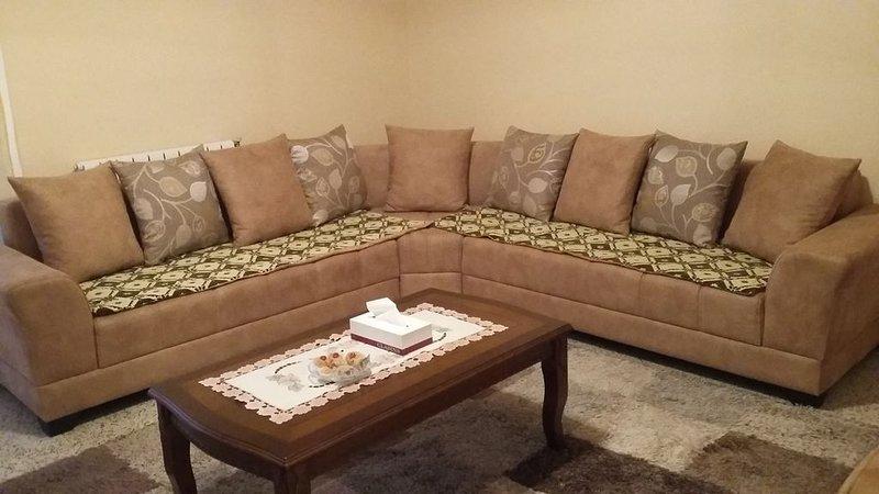 Trs bel appartement calme et confortable  dans un quartier résidentiel ., vacation rental in Alger Centre