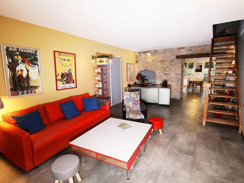 La Maison des Orfèvres, casa vacanza a Le Deschaux