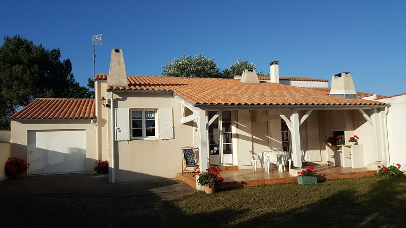 Parle couramment italien- accueil personnalisé., holiday rental in Rivedoux-Plage