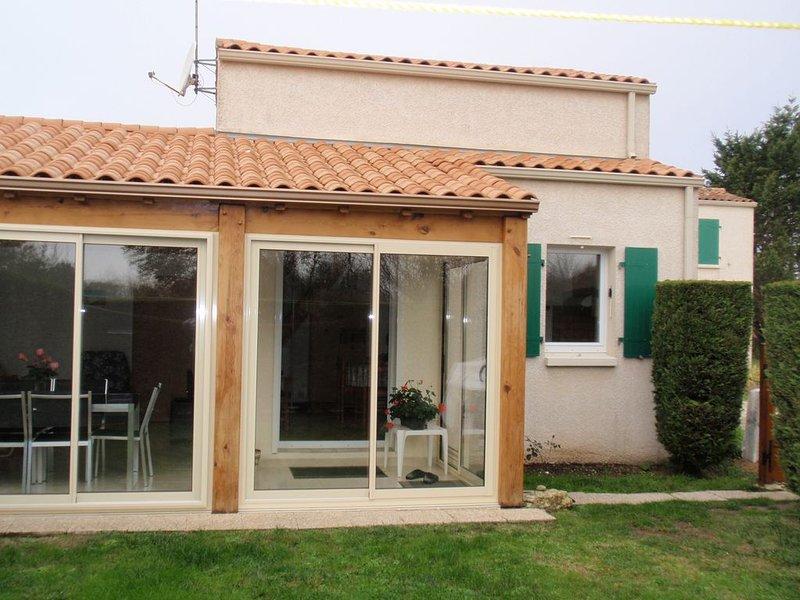 villa à St Trojan les Bains ( ile d'oleron ), holiday rental in Saint-Trojan-les-Bains